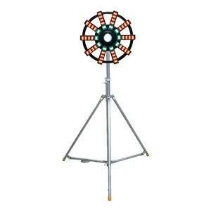 大型回転灯(三脚付)LED・キ 384-021|verdexcel-medical