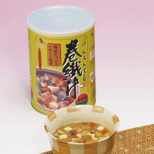 保存食 けんちん汁 1缶(20食分) verdexcel-medical