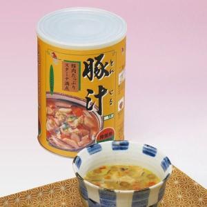 保存食 とん汁 1缶(20食分) verdexcel-medical