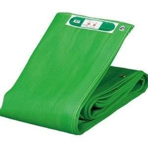 TRUSCO トラスコ中山  ソフトメッシュαシート 1.8m×3.4m 緑 GM1834A 3100GN|verdexcel-medical