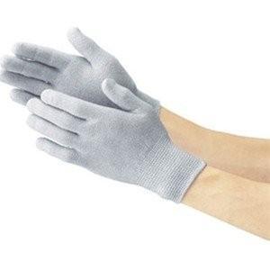 TRUSCO トラスコ中山 静電気対策用手袋L(ノンコート) TGL2995L 8539
