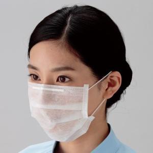 クリーンマスク F200 耳掛け式 100枚×30入 業務用 ウイルス対策 花粉対策 予防|verdexcel-medical