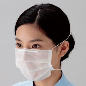 クリーンマスク F210 オーバーヘッド式 100枚×30入 業務用 ウイルス対策 花粉対策 予防|verdexcel-medical
