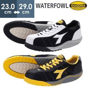 DIADORA ディアドラ 安全作業靴 ウォーターフォール WF-112/WF-252 全2色 23...