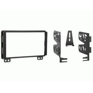 オーディオ取り付け 固定マウント ブラケット 2DIN 01-04y フォード マスタング 02-05y エクスプローラー 03-06y エクスペディション|verger-autoparts