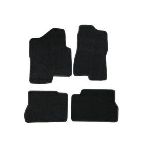 HUMMER/ハマー H2  フロアマット ブラック 4PC|verger-autoparts