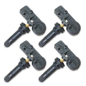 07-09y ハマーH2 10-15 サバナ 07-14y シエラ 07-14 ユーコン ユーコンXL TPMS タイヤプレッシャーモニターシステム タイヤ空気圧センサー 4個セット|verger-autoparts