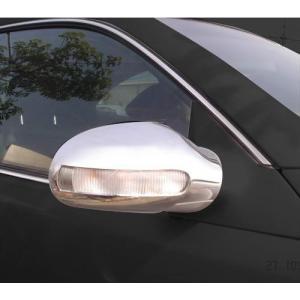 クローム ドアミラーカバー BENZ/ベンツ Aクラス W168|verger-autoparts