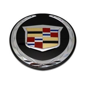GM純正 リアゲートエンブレム 07-13y キャデラック エスカレード|verger-autoparts
