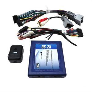 03-06y GM車 オーディオ ナビゲーション 取り付け/交換用 インターフェース PAC OS-2X BOSEサウンドシステム付車用|verger-autoparts