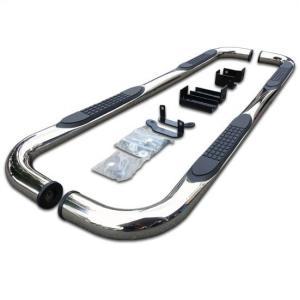 3インチ ステンレス サイドステップ サイドバー 00-06y シボレー タホ GMC ユーコン|verger-autoparts