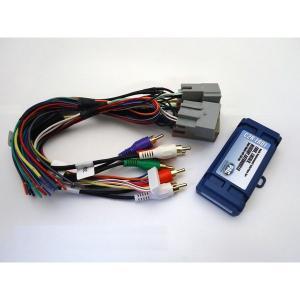 オーディオ ナビゲーション 取り付け/交換用 インターフェース PAC C2R-FRD1 07y- フォード リンカーン verger-autoparts