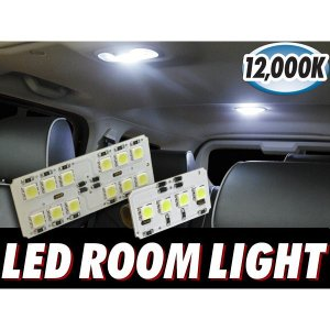 LED ルームランプキット ルームライトキット 5PC 03-07y ハマー H2 SUT|verger-autoparts