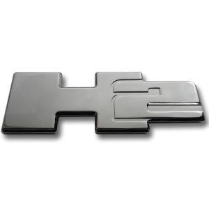 ビレット ロゴ エンブレム HUMMER/ハマー H2 verger-autoparts