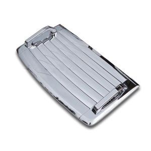 クローム メッキ ボンネット フード パネル HUMMER/ハマー H3|verger-autoparts