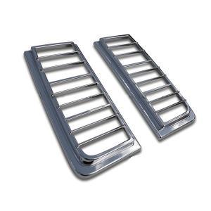 クローム メッキ テールライトカバー HUMMER/ハマー H2|verger-autoparts