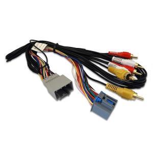 PAC社製 OS-4/OS-5/C2R-GM29 インターフェース オプション品 フリップダウンモニター 接続ハーネス GMRVD|verger-autoparts