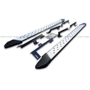 ランニングボード サイドステップ 11-13y ジープ コンパス|verger-autoparts