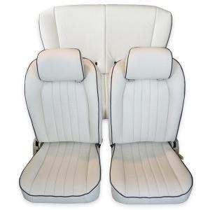 日産 フィガロ 本革 張替用 シート生地 1台分|verger-autoparts