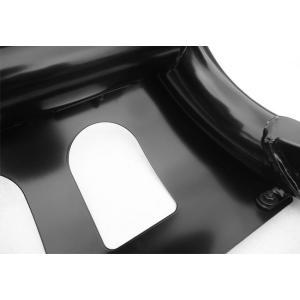 02-09Y トヨタ・ランドクルーザープラド120系 ブラック ブルバー グリルガード|verger-autoparts|07