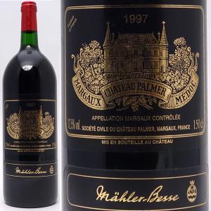 1997 シャトー パルメ マグナム 1500ml マルゴー第3級 ボルドー フランス 赤ワイン コク辛口 ワイン ^ADPP01MM^