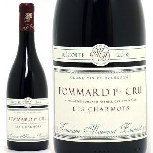 2016 ポマール 1級畑 レ シャルモ 750ml ジャン ルイ モワスネ ボナール モワッスネ ...