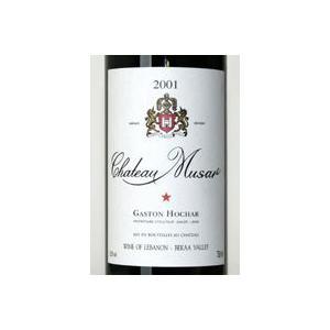 2001 シャトー・ミュザール レッド  750ml-コルク上がり小-赤ワイン【コク辛口】^LAMU01A1^|veritas