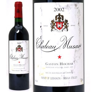 [532]【アウトレット】2000 シャトー ミュザール レッド ラベル汚れ(大)、キャップ破れ 750ml 赤ワイン(コク辛口)^LAMU01AD^|veritas