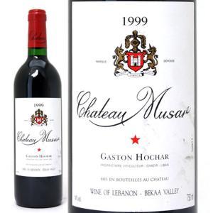 (629) (アウトレット) 1999 シャトー ミュザール レッド ラベル汚れ 750ml 赤ワイン(コク辛口)^LAMU01AE^|veritas