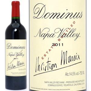 (送料無料)2011 ドミナス (ドミナス エステート) 750ml (ナパ ヴァレー) 赤ワイン(コク辛口)^QADU0111^ veritas