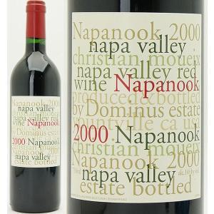 2000  ナパヌック 750ml (ドミナス ・エステート) 赤ワイン【コク辛口】^QADU21A0^ veritas