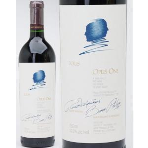 【6本ご購入で木箱付き】【送料無料】2005 オーパス・ワン  750ml 赤ワイン【コク辛口】^QARM01A5^|veritas