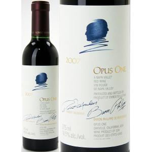 [2007] オーパス・ワン ハーフ -液漏れ- 375ml 赤ワイン【コク辛口】^QARM01HW^ veritas