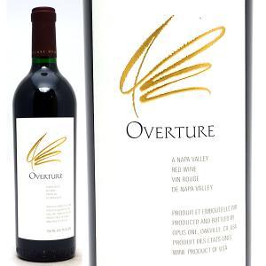 [NV] オーヴァーチュア(オーバーチュア) 750ml(オーパス ワンのセカンドラベル)赤ワイン【コク辛口】^QARM21Z0^|veritas