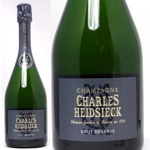 ブリュット レゼルヴ 箱なし 並行品 750ml シャルル エドシック シャンパン フランス シャン...