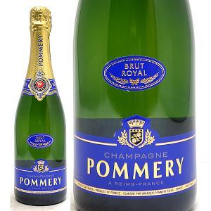 ポメリー ブリュット ロワイヤル 750ml 箱なし 並行品 (シャンパーニュ)白(シャンパン コク辛口)^VAPM06Z0^|veritas