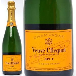 ヴーヴ クリコ イエロー ラベル 並行品 750ml シャンパン フランス シャンパーニュ 白泡 シャンパン コク辛口 ^VAVC06Z0^