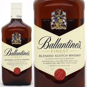 バランタイン ファイネスト 40度 700ml (正規品) 【スコッチウイスキー】^YCBT10J0^|veritas