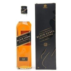 ジョニーウォーカー ブラックラベル(黒ラベル) 12年 40度 箱付 700ml (正規品) 【スコッチウイスキー】^YCJWBLJ0^|veritas