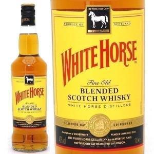 ホワイトホース ファインオールド 40度 700ml (正規品) 【スコッチウイスキー】^YCWHFOJ0^|veritas