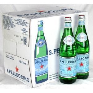 サンペレ・グリノ 750ml瓶×12本(1ケース)<1本当たり179円>^YFSG12I0^|veritas