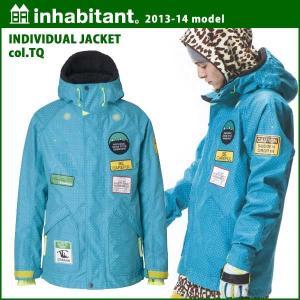 スノーボードウエア 2014  インハビタント INHABI...