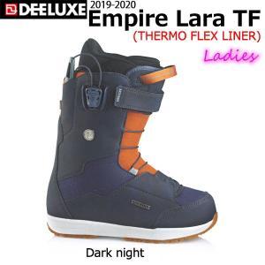 スノーボード ブーツ 靴 19-20 DEELUXE ディーラックス EMPIRE LARA TF ...