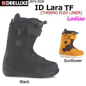 スノーボード ブーツ 靴 19-20 DEELUXE ディーラックス ID LARA TF アイディ...