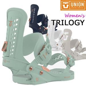 スノーボード ビンディング バインディング 19-20 UNION ユニオン TRILOGY トリロ...
