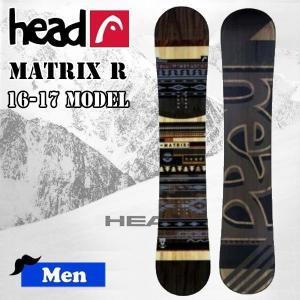 スノーボード ボード 板 16-17 HEAD ヘッド MA...