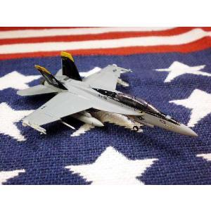 スーパーホーネット F/A-18F 第103戦闘攻撃飛行隊 ジョリーロジャース 1:200スケール 戦闘機模型|veryberry