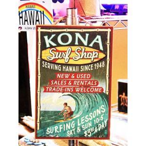 アメリカのメーカーさん企画のハワイをテーマにした木製プレートです★ハワイアンなイメージがGOOD♪★...