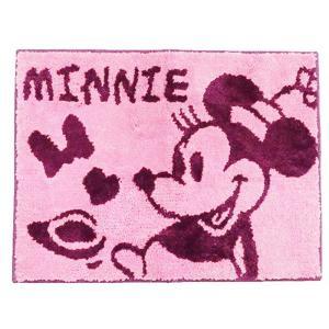 ミニーマウス フロアマット バスマット 玄関マット ディズニー|veryberry