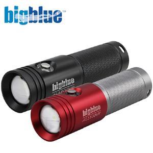 BIGBLUE(ビッグブルー) AL1200WPは、ダイビングに使用できる100m防水のライトです。...